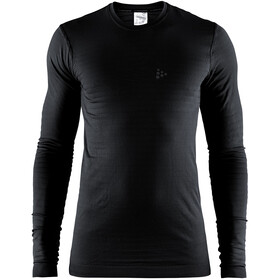 Craft Warm Comfort Longsleeve Herre black